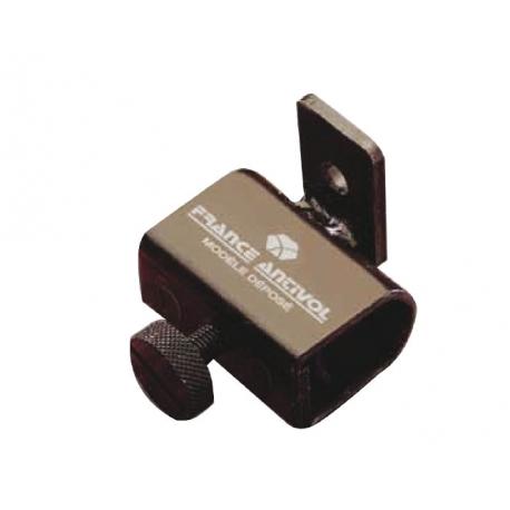 Support de U - Vis horizontale simple patte